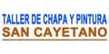 San Cayetano - Taller de Chapa y Pintura