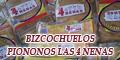 Bizcochuelos - Piononos las 4 Nenas