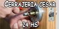 Cerrajeria Cesar - 24 Hs