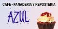 Cafe - Panaderia y Reposteria Azul