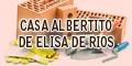 Casa Albertito de Elisa de Rios