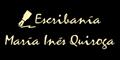 Escribania Maria Ines Quiroga