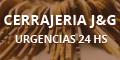 Cerrajeria J&G Urgencias 24 Hs