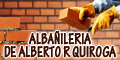 Albañileria de Alberto R Quiroga
