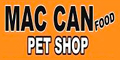 Mac Can Food Pet Shop