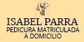 Pedicura Matriculada a Domicilio Isabel Parra