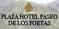 Plaza Hotel Paseo de los Poetas