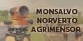 Agrimensor Monsalvo Norverto -